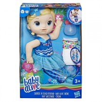 Poupon Baby Alive Sirene...