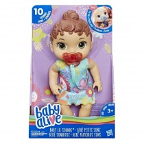 Poupon Baby Alive Baby Rousse Avec Sons  HASBRO