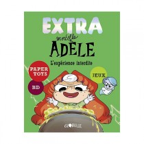 Extra Mortelle Adèle Tome 4