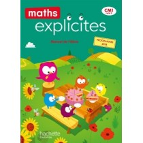 Maths Explicites CM1 -...