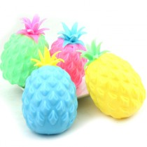 PINEAPPLE SQUISHY SQUEEZE BALL