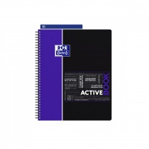 CAHIER SPIRAL  ACTIVE BOOK...