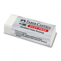 Gomme Dust-Free Blanc...