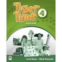 TIGER TIME LEVEL 4 ACTIVITY...