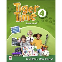TIGER TIME - STUDENT BOOK -...