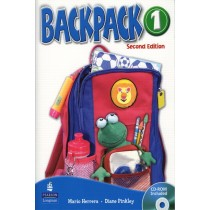 BACKPACK 1 WITH CD-ROM
