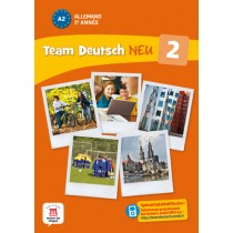 TEAM DEUTSCH NEU 2 – LIVRE...