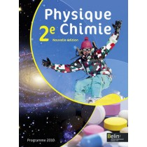 PHYSIQUE-CHIMIE  2NDE (2010)