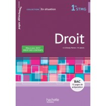 DROIT 1RE STMG EN SITUATION