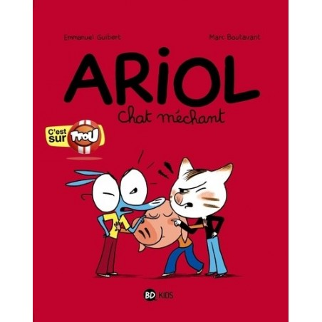 Ariol Tome 6 Chat Mechant
