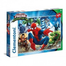 Puzzle 104 pièces : Ultimate Spiderman