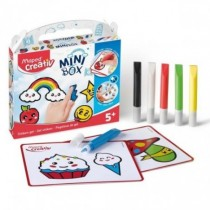 Mini Box Stickers Gel Vitre  Maped Créativ