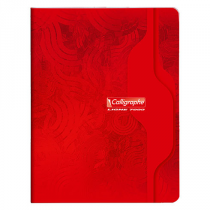 Cahier 17X22 grand carreaux...