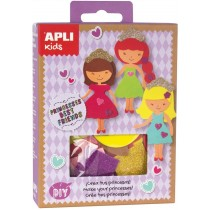 Mini kit Best Friend princesses APLI