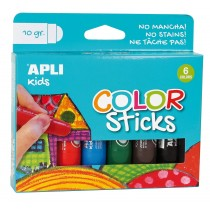 Colors Sticks Assortiment 6...