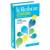 Dictionnaire de citations...